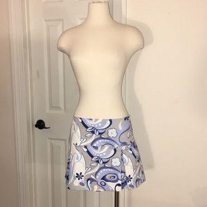 NWOT Elie Tahari Mini Skirt
